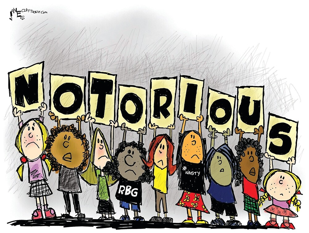 Notorious by Claytoonz