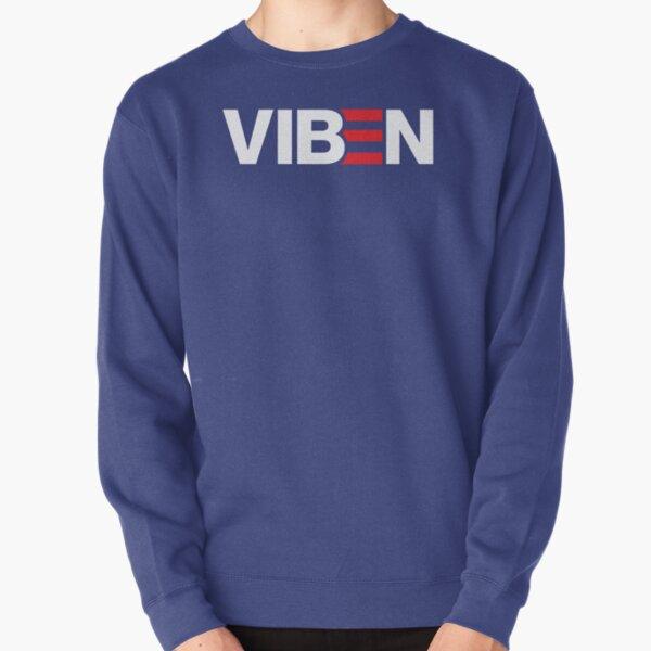 VIBEN Pullover Sweatshirt