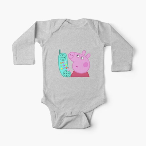 Peppa Pig Kids Babies Clothes Redbubble