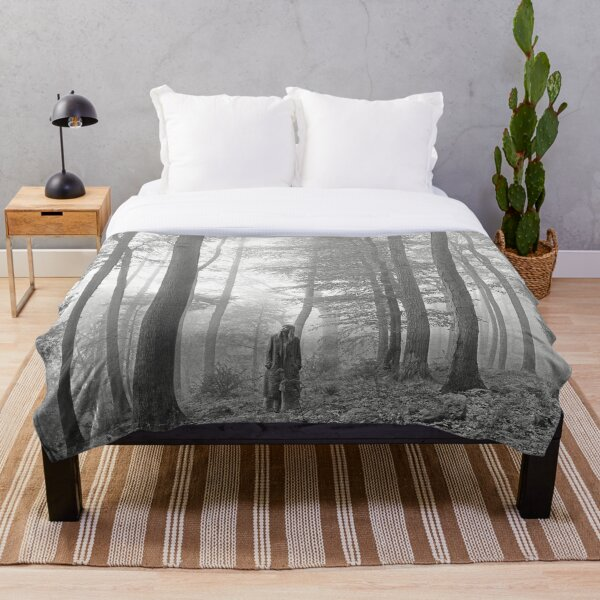 Find A Way Throw Blanket