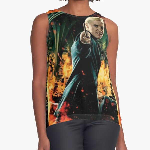 Draco Malfoy Sleeveless Top
