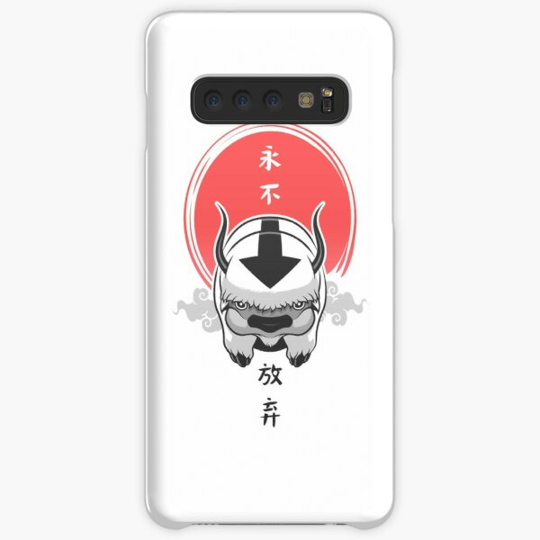Avatar: the last airbender Samsung Galaxy Snap Case