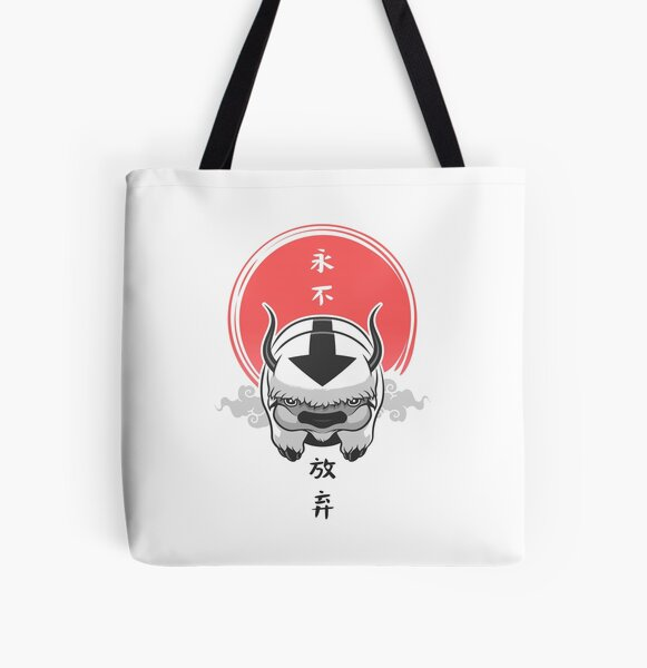 Avatar: the last airbender All Over Print Tote Bag