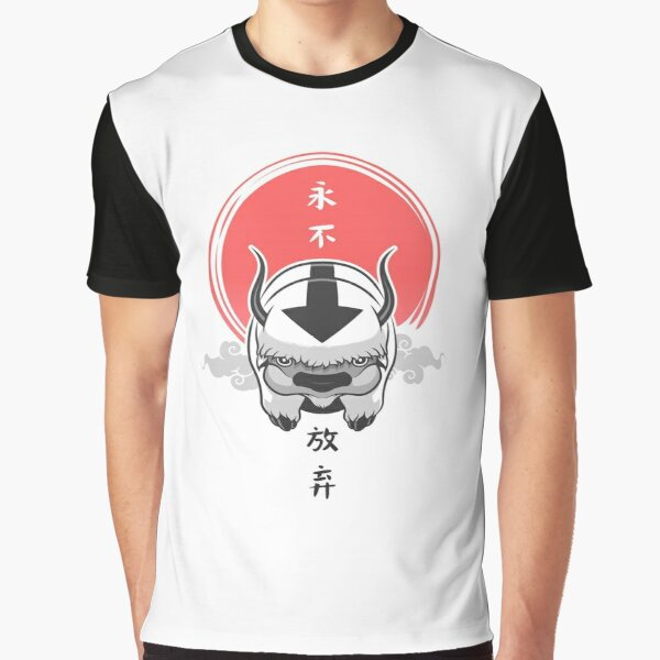 Avatar: the last airbender Graphic T-Shirt