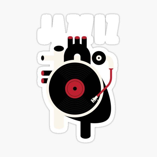 Album Art Sticker