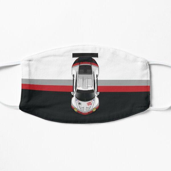 Voiture de course Le Mans GTE Pro Masque sans plis