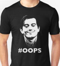 Martin Shkreli says 'oops' Unisex T-Shirt