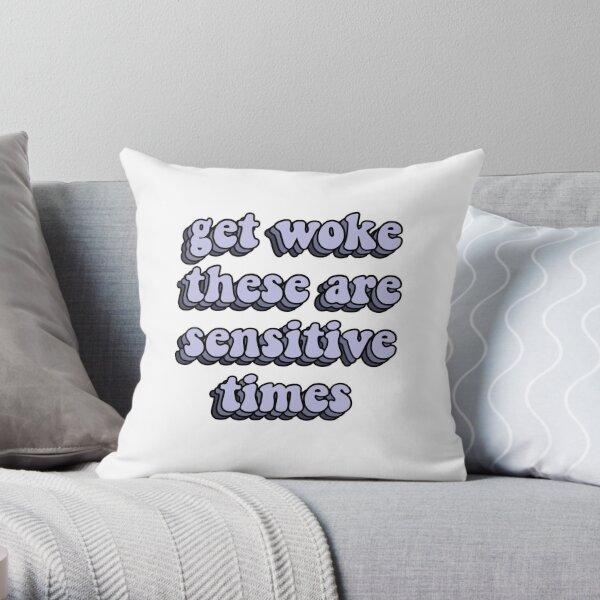 Get Woke - Julie et les fantômes Coussin