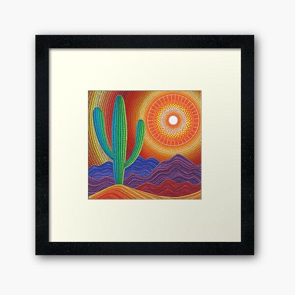 Arizona Dream Framed Art Print