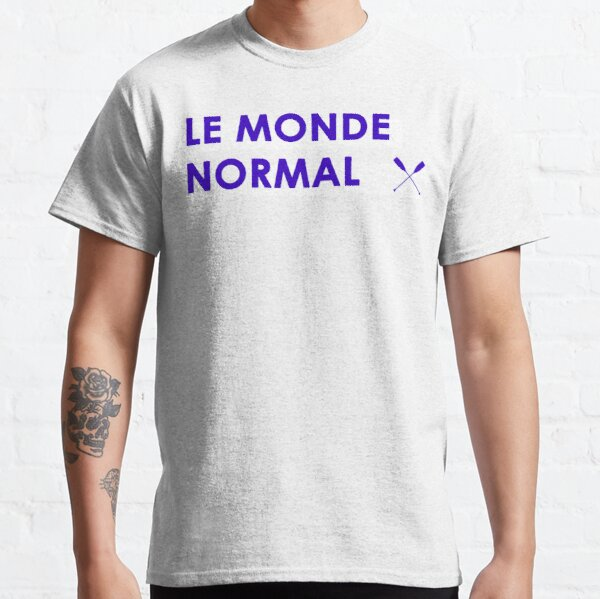 The normal world Classic T-Shirt