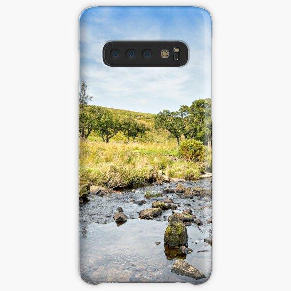 Linn Burn - Hexhamshire Samsung Galaxy Snap Case