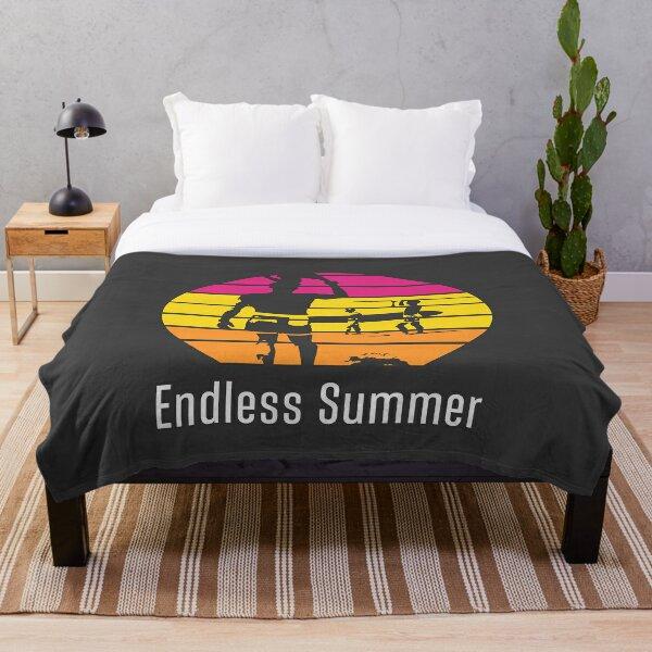 Endless Summer II Throw Blanket