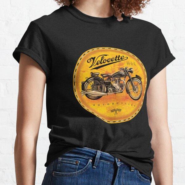 La l/égendaire moto Velocette Viper T-Shirt