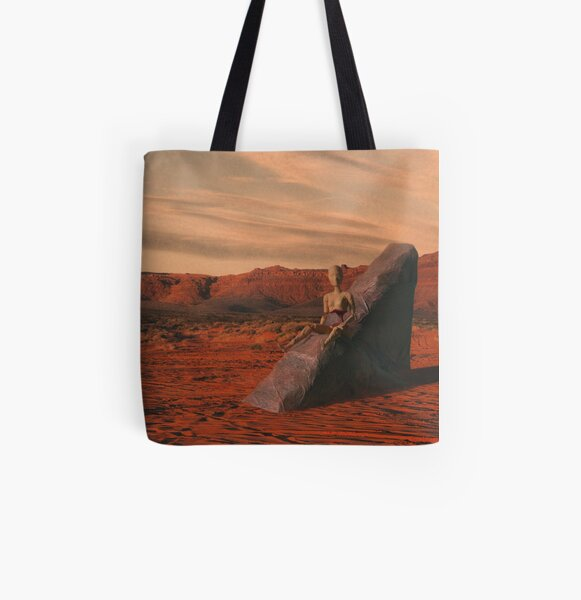 The Told All Over Print Tote Bag
