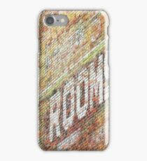 Rooms  iPhone Case/Skin
