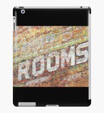 Rooms  iPad Case/Skin