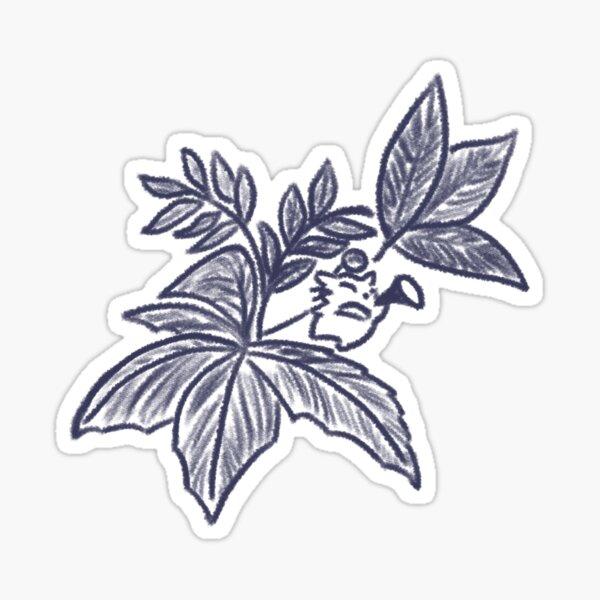 Southern Seas Moogle (Transparent) Sticker