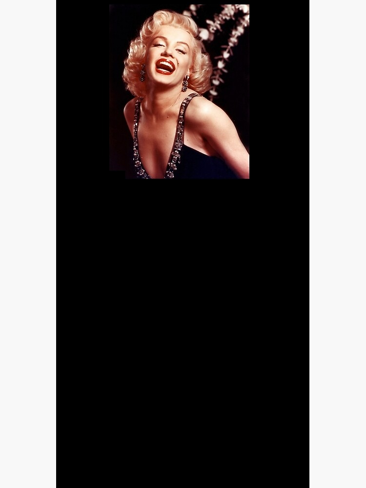 MARILYN MONROES: Beautiful Smile Print by posterbobs