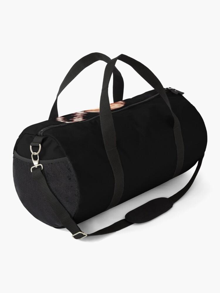 Alternate view of MARILYN MONROES: Beautiful Smile Print Duffle Bag