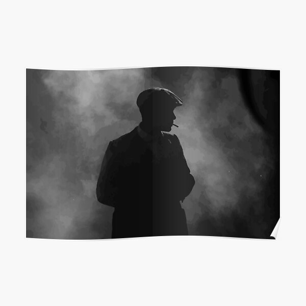 Tommy Shelby / Peaky Blinders Poster