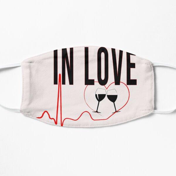 In love design shirt Mask