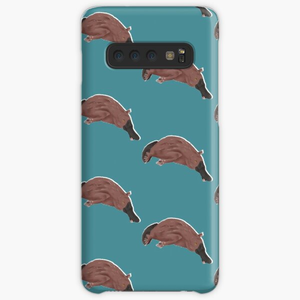 Swimming Happily Samsung Galaxy Snap Case