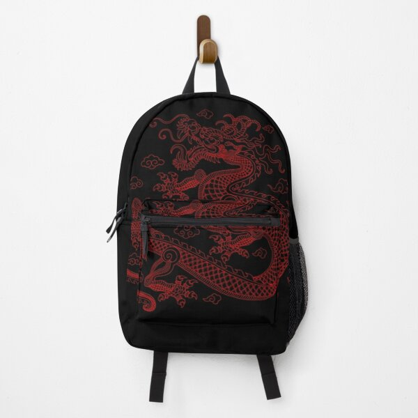 Red Dragon Backpack