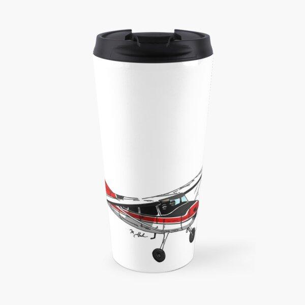 Cessna 180 N91291 Travel Mug