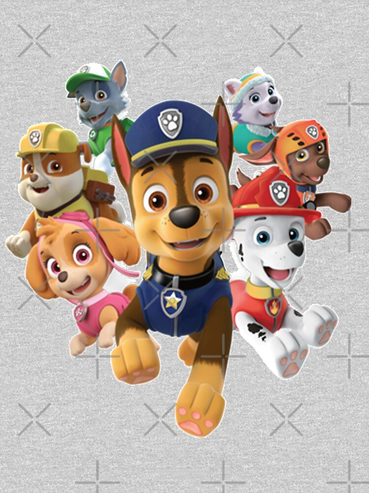 Kids Favorite Paw Patrol Cartoon Characters Collection 2020 by Suwis
