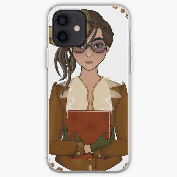 Teacher (STEAMpunk Art) iPhone Soft Case