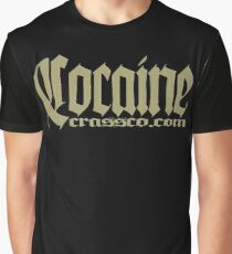 COCAINE Graphic T-Shirt