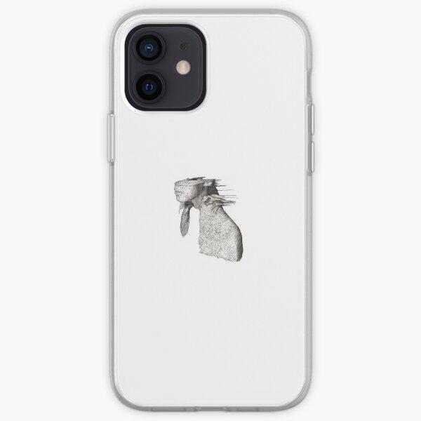 COLDPLAY - un torrente de sangre a la cabeza Funda blanda para iPhone