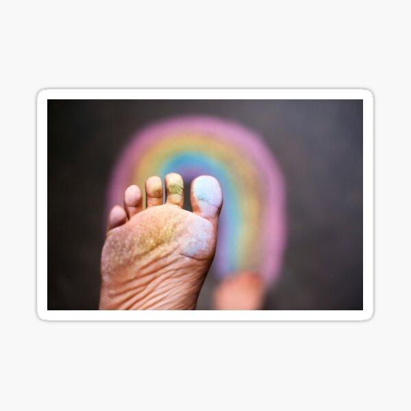 Lesbische Strumpf Fuß Anbetung