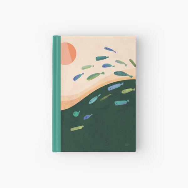 Flying Fish Hardcover Journal