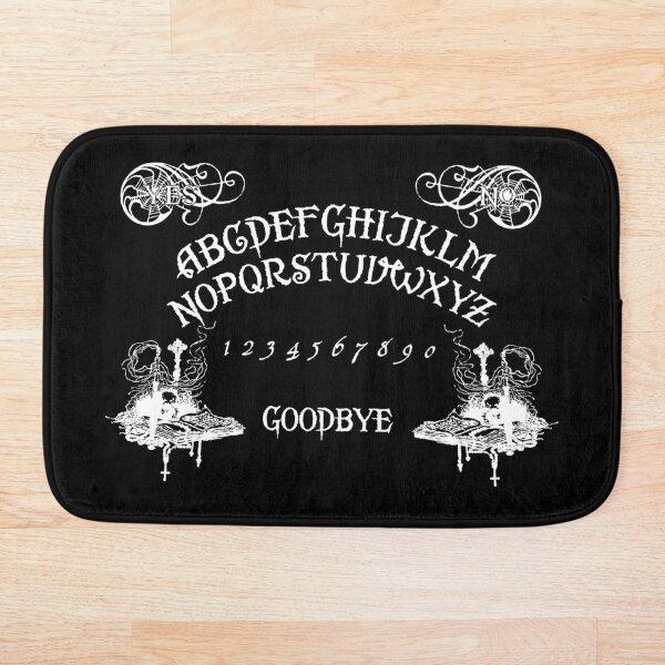 Spoopy Talking Board 2 Bath Mat