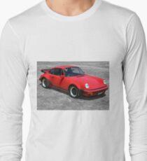 1985 Porsche 911 Turbo/Porsche 930 Long Sleeve T-Shirt