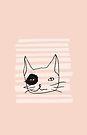 Cat Phone by Steve Leadbeater