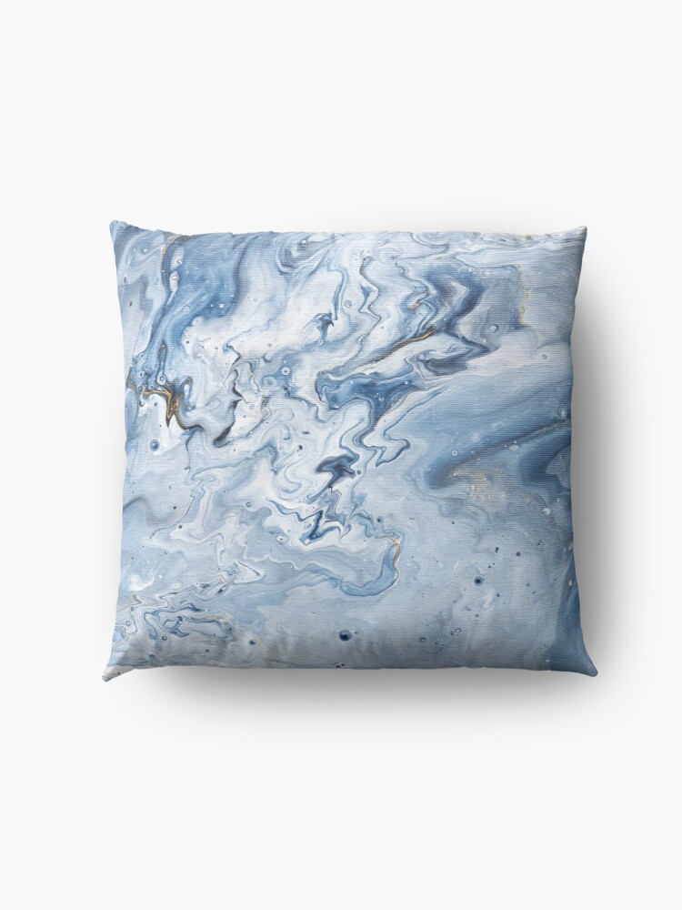 Alternate view of Shallow Waters Floor Pillow