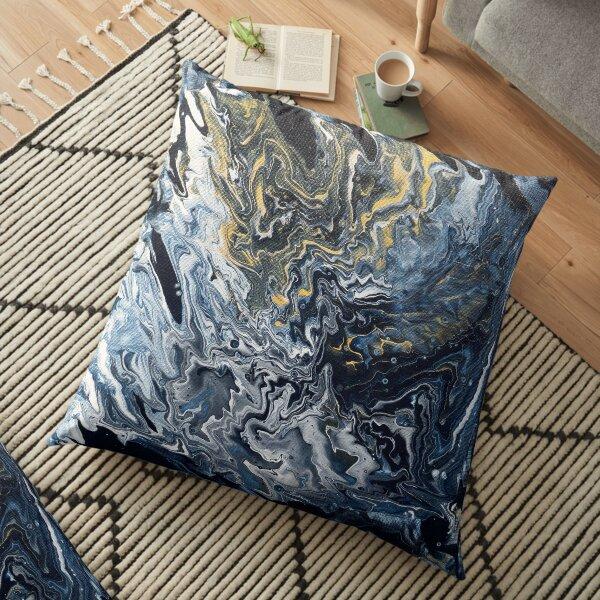 Deep Sea Floor Pillow