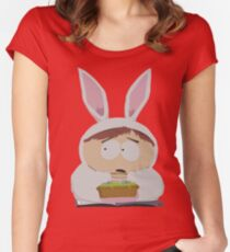 South Park - Cartman Women's Fitted Scoop T-Shirt