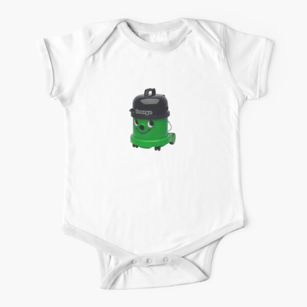 George Hoover Design Short Sleeve Baby One-Piece