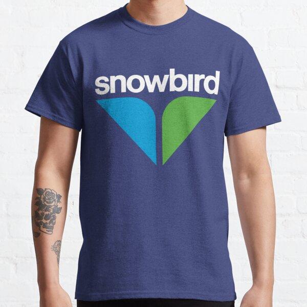 Snowbird Ski Resort Tourism Fan T-Shirt Classic T-Shirt