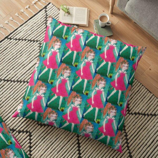 Fairy items, art, child design Floor Pillow