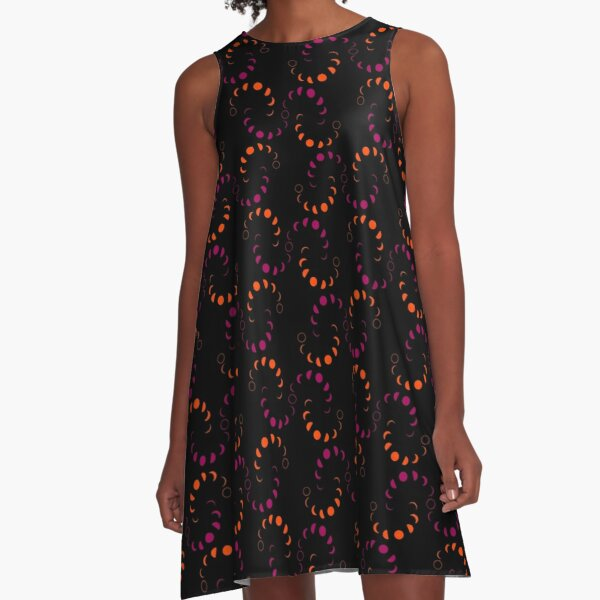 Life is a Series of Transitions A-Line Dress