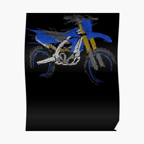 Yamaha YZ 450F Poster