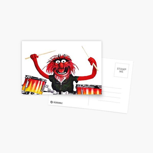 Batteur d'animaux Carte postale