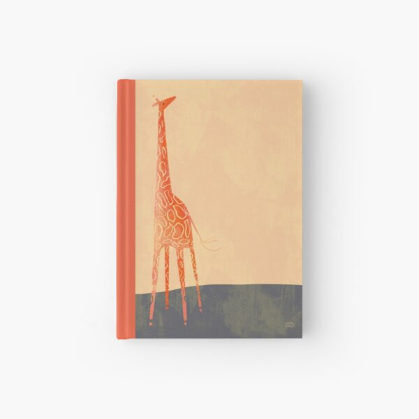 Sun Giraffe Hardcover Journal