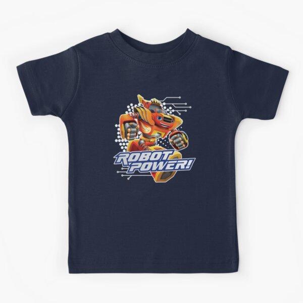 Robot Power! Kids T-Shirt