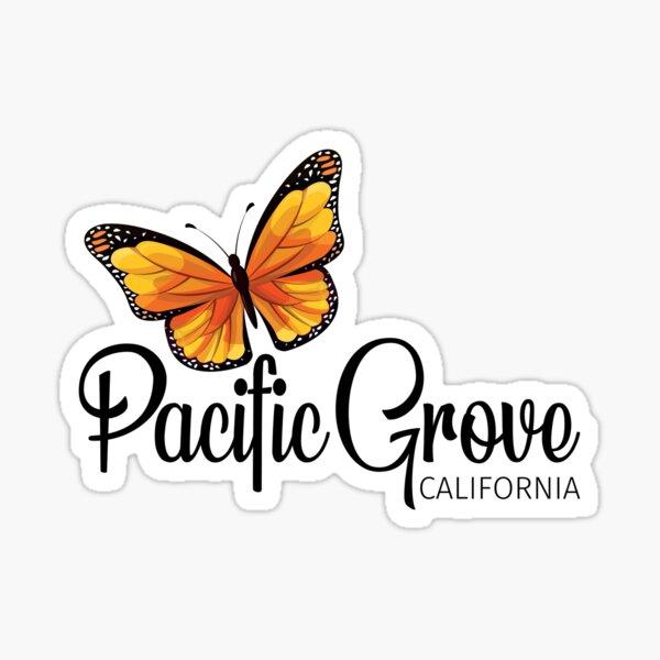 Pacific Grove, California Sticker