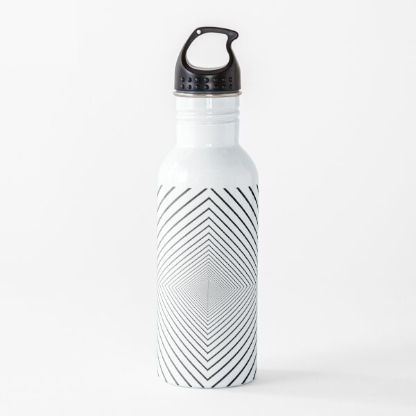 Square spiral Water Bottle